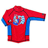 Ultimate Spiderman UV Shirt 7 to 8 Years