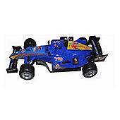 Formula 1 Racing Car F1 With Sound