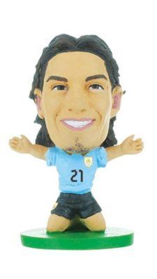 Soccerstarz - Uruguay Edinson Cavani