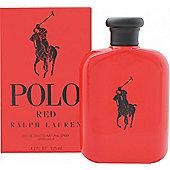 Ralph Lauren Polo Red Eau de Toilette (EDT) 125ml Spray For Men