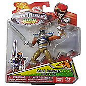 Power Rangers #42209 - 12cm Dino charge Figure (Gold Ranger)
