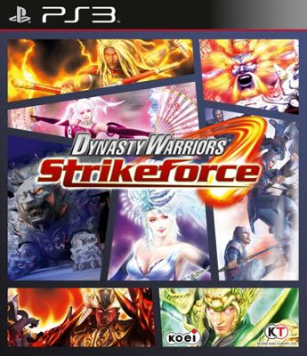 Dynasty Warriors - Strikeforce