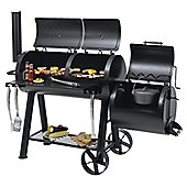 Indianapolis Heavy Duty Offset BBQ Pit Smoker