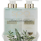 Style & Grace Spa Botanique Luxury Handcare Gift Set 240ml Hand Lotion + 240ml Hand Wash