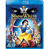 Snow White Bd - New Catalogue / Barcode Number