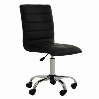 buy manhattan office chair black from our office chairs range tesco