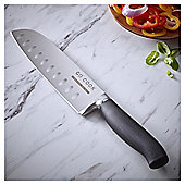 Go Cook Soft Grip Santoku Knife