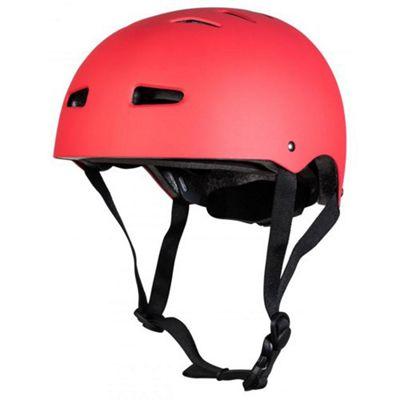 Sushi Multisport Matt Red Helmet - 54 - 57cm - L/XL