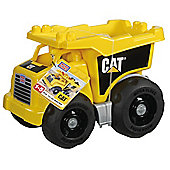 Mega Bloks CAT Large Dump Truck