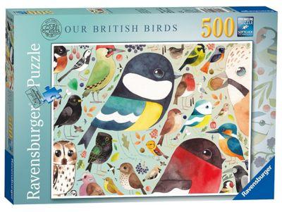 Our British Birds - Matt Sewell - 500pc Puzzle