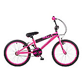 "Concept Diva Girls 20"" Wheel BMX"