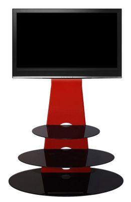 Gecko Orbit TV Stand - Red