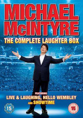 Michael Mcintyre (DVD Boxset)