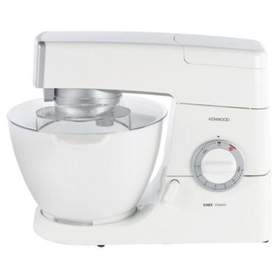 Kenwood KM330 Classic Chef Kitchen Machine - White