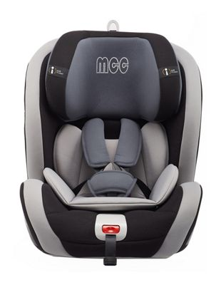 MCC urban IsoFix Baby Car Seat Group (grey)