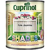Cuprinol Garden Shades - Pale Jasmine - 1 Litre