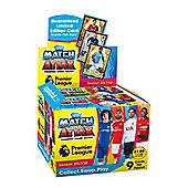 EPL Match Attax 2017/18 Trading Card Game - 50 Packs