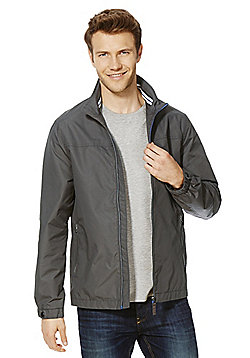 F&F Performance Harrington Jacket with Bionic Finish® Eco - Grey
