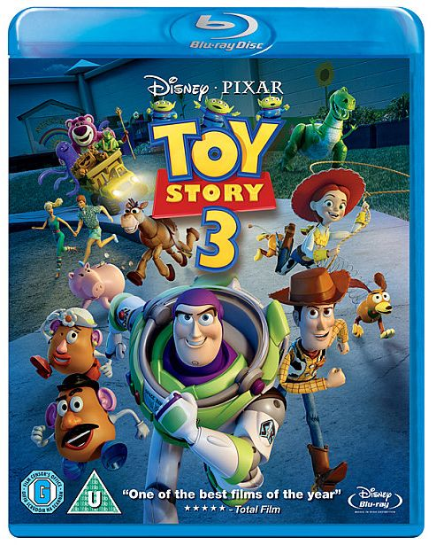 Toy Story 3 (Blu-Ray)