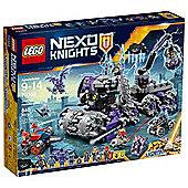 LEGO Nexo Knights Jestros Headquarter 70352