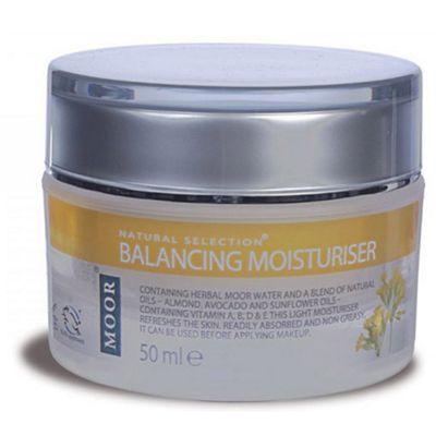 Balancing Moisturiser (50ml Cream)