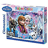 Disney Frozen 104-Piece Jigsaw Puzzle