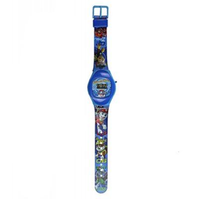 Paw Patrol Boys 'Digital Metal Tin Gift' Wrist Watch
