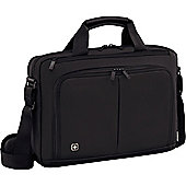 Wenger 601066 Source 16 inch Laptop Briefcase Black