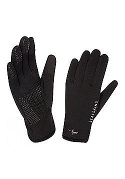 Sealskinz Stretch Fleece Glove - Black