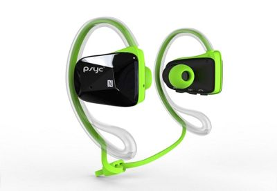Sumvision PSYC Elise SX Bluetooth Wireless Sports Headphone (Green)