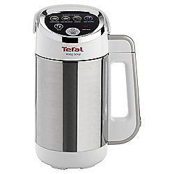 Tefal Easy Soup & Smoothie Maker BL841140 / Stainless Steel & White
