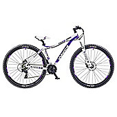 "Whistle Tulukai Womens 15"" 21 Speed 29ER Mountain Bike"
