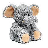Intelex Warmies Heatable Elephant Microwavable Cozy Plush Soft Toy