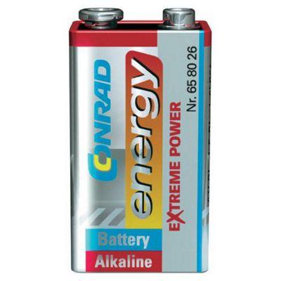 Conrad Extreme Power 9V Alkaline Battery