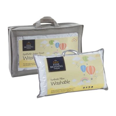 Fine Bedding Company Junior Cot Duvet 4.0 Tog & Junior Pillow