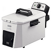 DeLonghi Coolzone Family Fryer, 5.8kg, 2400w, White