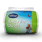 Silentnight Anti Allergy 7.5 Tog Duvet - Single