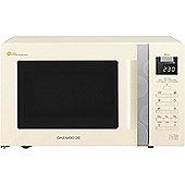 Daewoo KOR6A0RC Cream 20 Litre 800 Watt Touch Control Microwave Oven