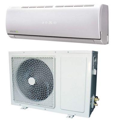 ElectrIQ eIQ-18WMINV Inverter Wall Split Air Conditioner, 18000 BTU - White