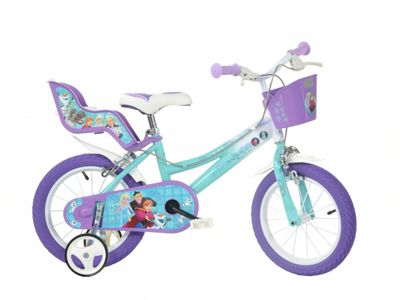 DINO Bikes Frozen 14inch Bicycle