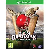 Don Bradman Cricket 2017 (XB1)