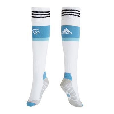 2014-15 Argentina Home World Cup Football Socks