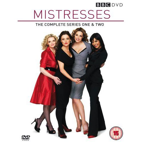 Mistresses - Series 1 & 2 (DVD Boxset)