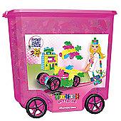 Clics Rollerbox 800 pieces - Glitter