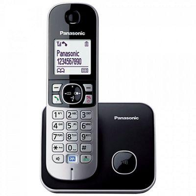 Panasonic KX-TG6811 DECT Cordless Telephone LCD Backlit Speaker (Single-Pack)