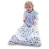 Snoozebag Baby Sleeping Bag 0-6 Months Planes & Trains 1.0 tog