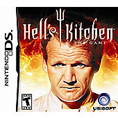 Hells Kitchen - NintendoDS