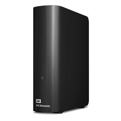 WD Elements Desktop 2TB Black Hard Drive