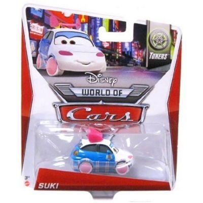 Disney Pixar Cars Die Cast Vehicle Suki