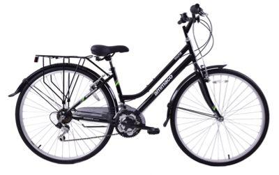 Ammaco Mayfair 700c Wheel Womens Hybrid Bike 16